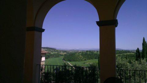 Étrange silence terni de l'Italie - Crédit photo izart.fr