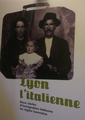 A l'italienne, immigrazione lyonnaise - Crédit photo izart.fr