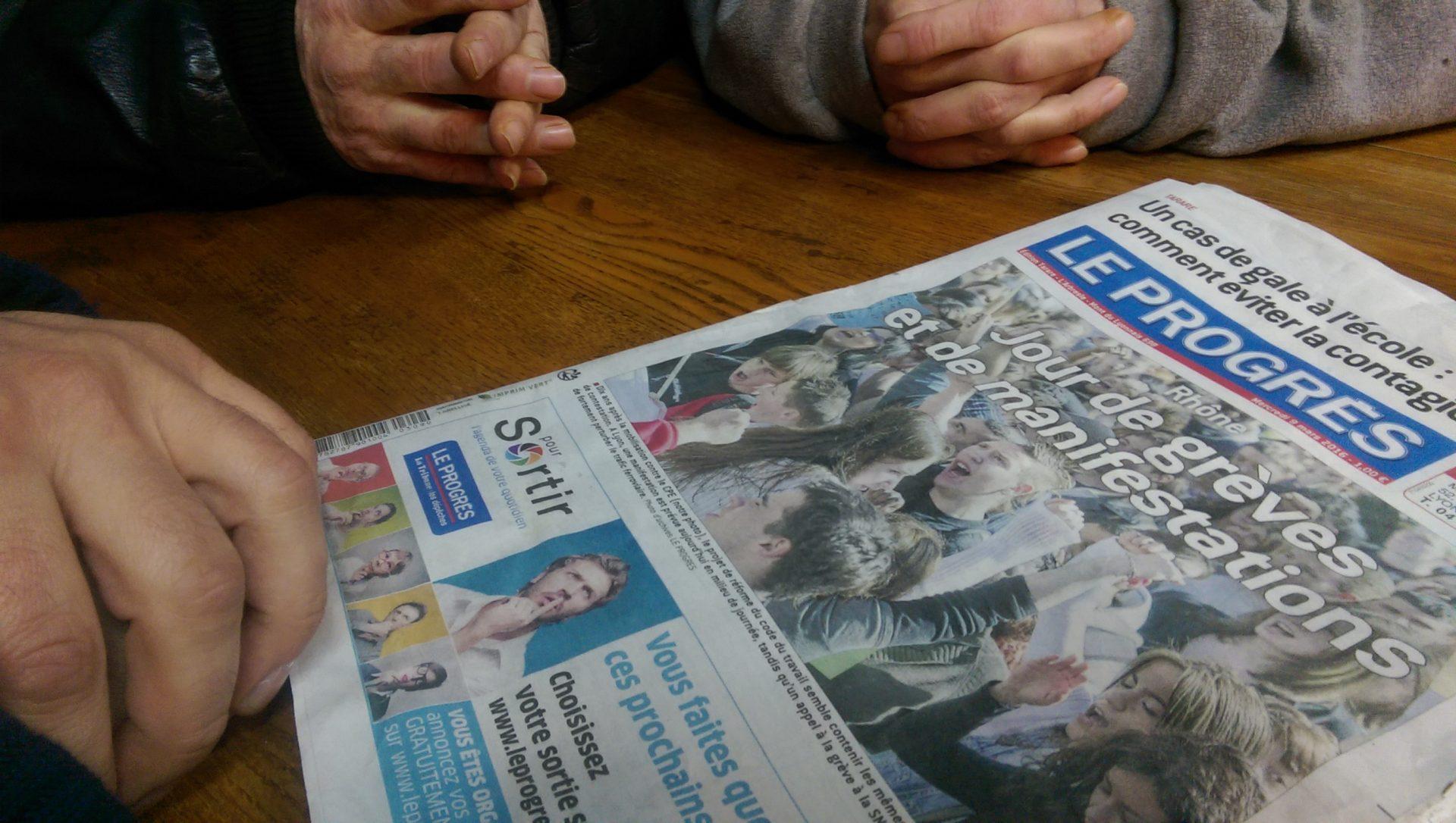 C'est la lutte locale - Crédit photo izart.fr
