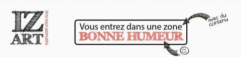 Logo Zone bonne humeur Izart