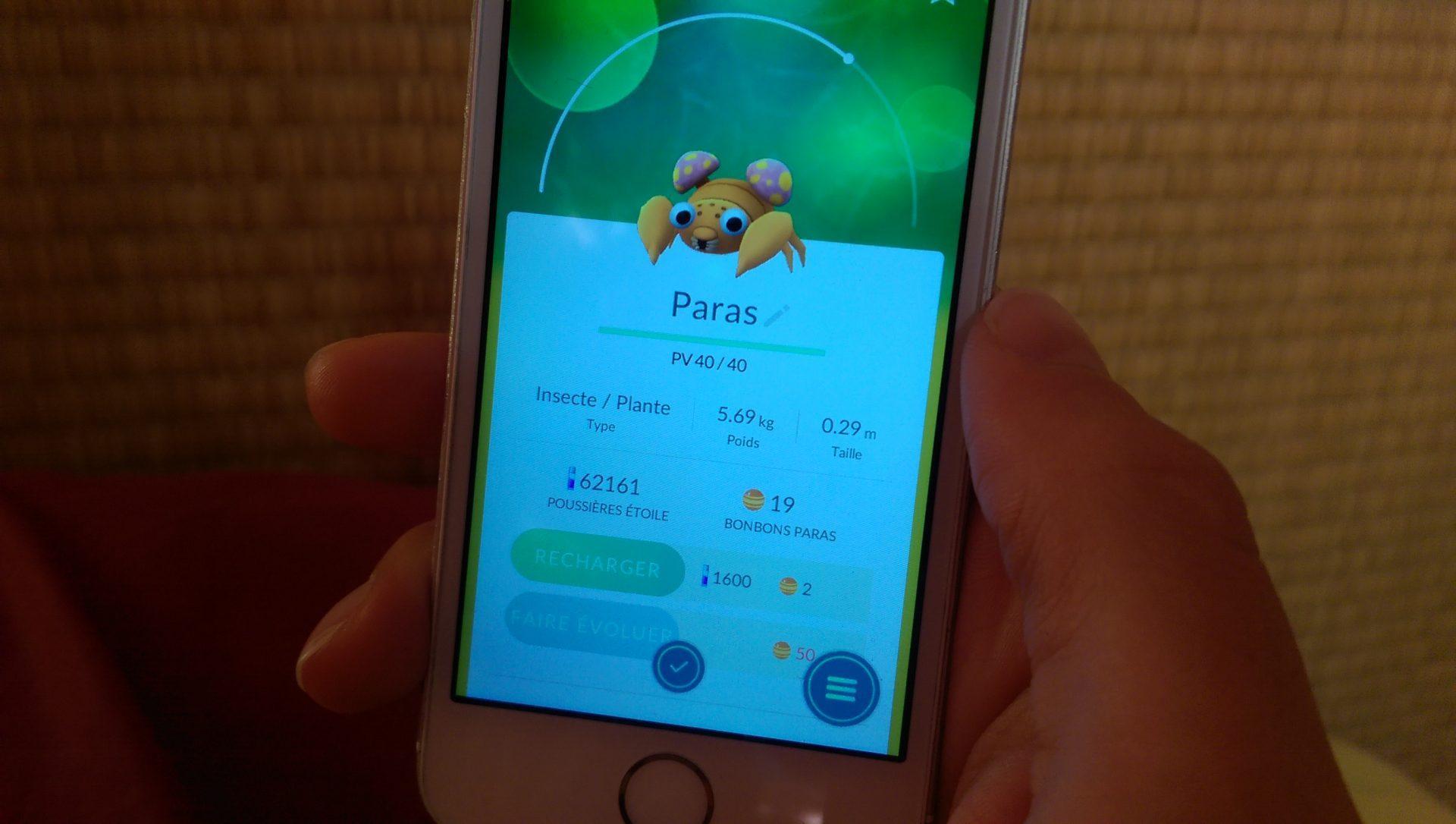Appli Pokemon Go révolutionnaire - Crédit photo izart.fr