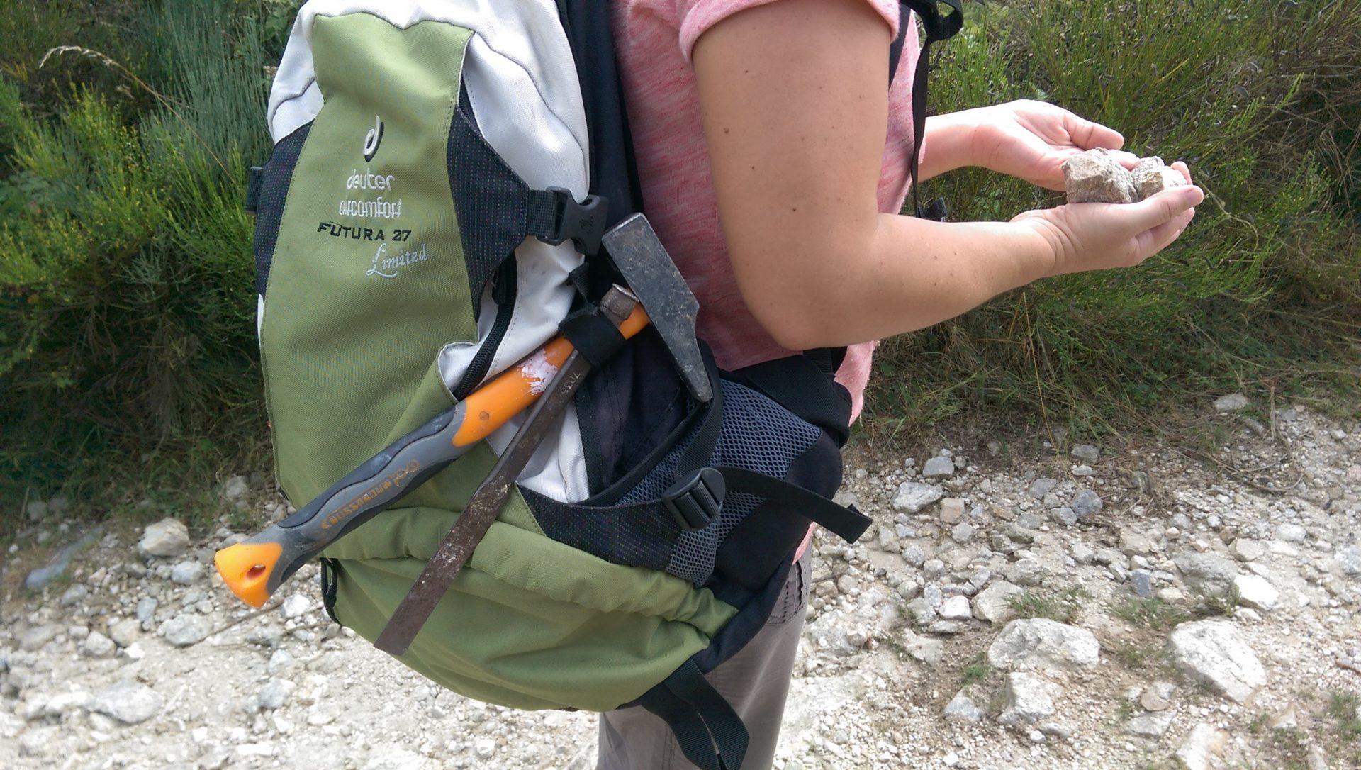 Vous reprendrez bien un peu de concassé de basalte - Crédit photo izart.fr