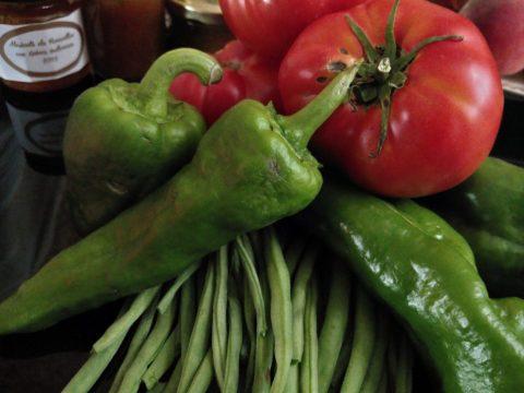 5 fruits et légumes bio sans emballage plastique - Crédit photo izart.fr