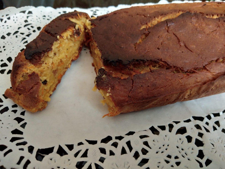 Recette N°127 - Gâteau carottes et beurre de cacahuète - Crédit photo izart.fr