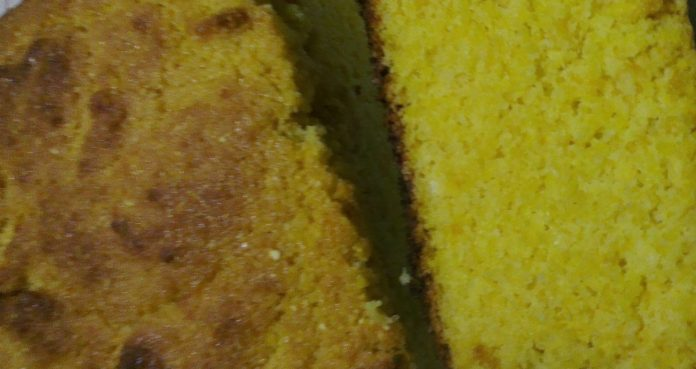 Recette N°149 - Torta all'arancia e polenta version indienne - Crédit photo izart.fr