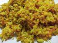 Recette N°188 - Riz indien aux carottes - Crédit photo izart.fr